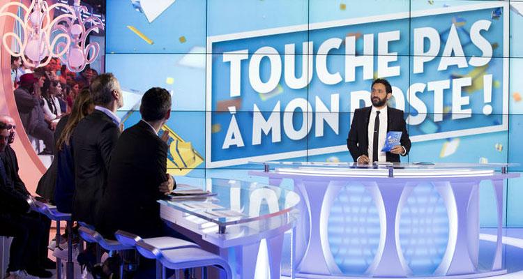 """Source : Capture d'écran de l'émission """"TOUCHE PAS A MON POSTE !"""" diffusé sur C8"""