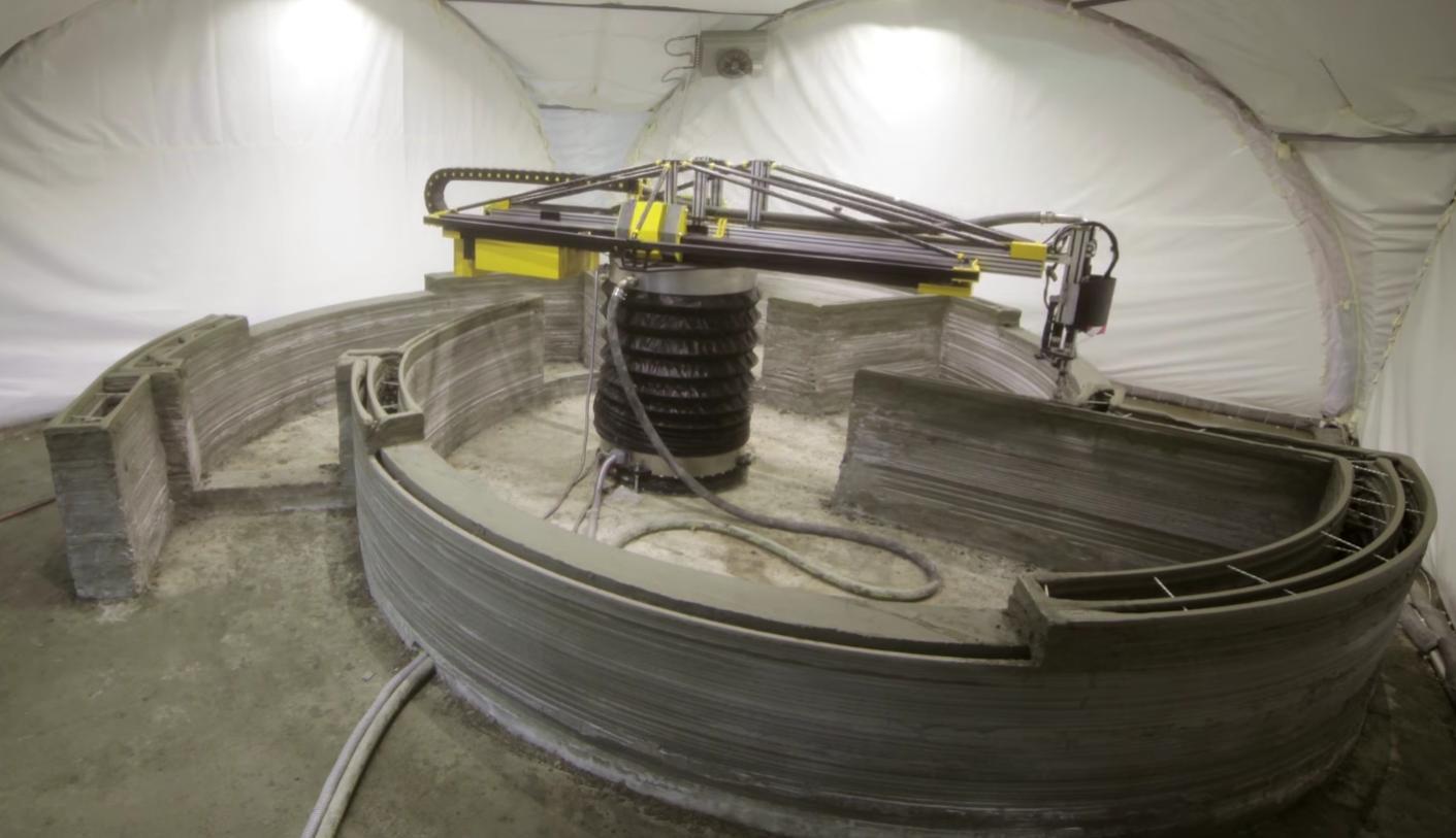 Construire Sa Maison Imprimante 3D – Maison Moderne