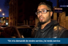 """Source de l'image : Capture d'écran de la vidéo """"Quel est le parcours de Jawad Bendaoud ?"""" publié par BFMTV sur Youtube."""