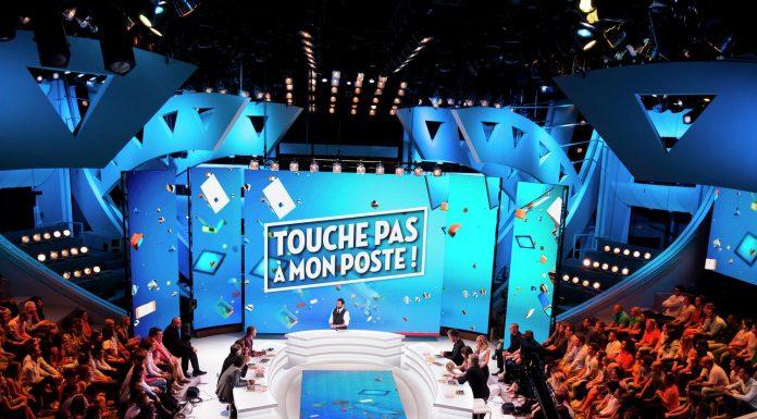 """Source : Capture d'écran de l'émission """"TOUCHE PAS A MON POSTE !"""" diffusée sur C8"""