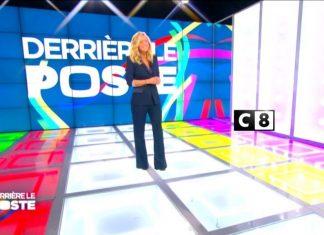 """Source : Capture d'écran de la vidéo promotionnelle de """"Derrière le poste"""" diffusée sur C8."""