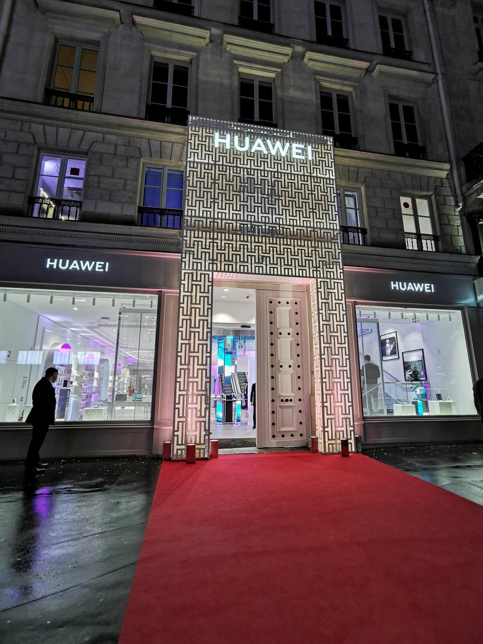 Magasin Trois Fois Rien Paris 14 huawei ouvre son magasin a paris ! - actumonde